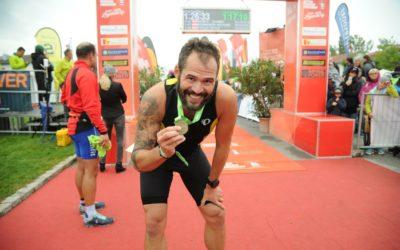 Geri's erster Triathlon