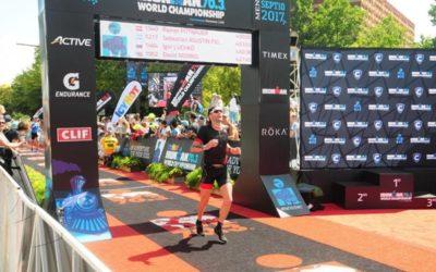 Rainer's Ironman 70.3 WM Adventure