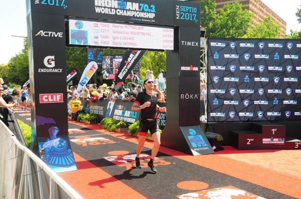 Rainer's Ironman 70.3 WM Adventure