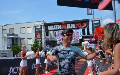 Halbdistanz Premiere von Peter – Ironman 70.3 in St. Pölten
