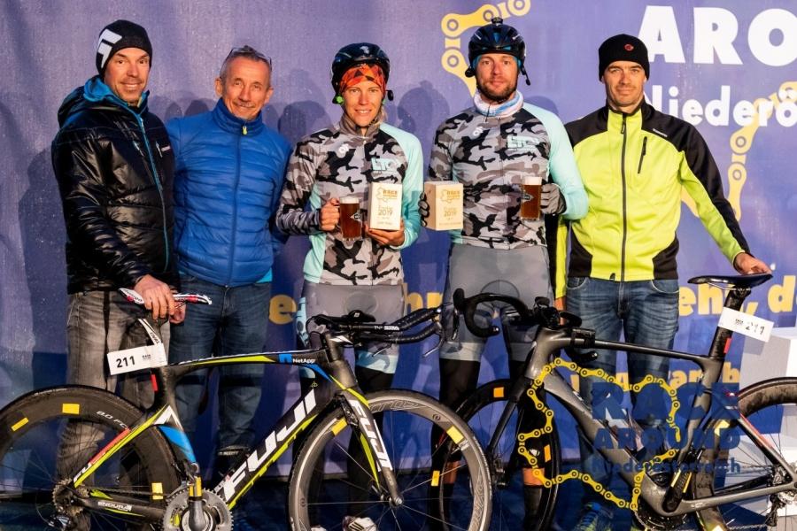 """Ivetts und Andis Abenteuer """"Race Around Niederösterreich"""""""