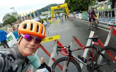 Elsa gewinnt den Vulkanland Radmarathon